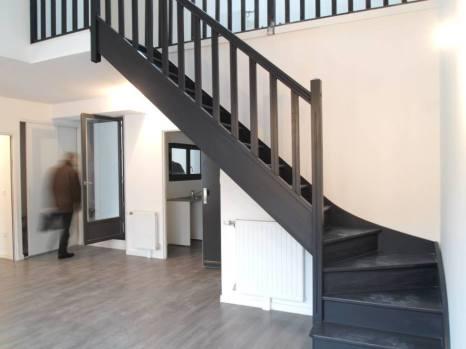 Interior - Duplex 10 rue Caillié