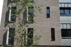 Brick Detail - 6 rue Caillé Photo @VongDC