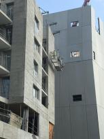 Batiment B2 - MAS PGO - Badia Berger Architectes (1er plan) + Centre de Congrès - Christian de Portzamparc Architecte