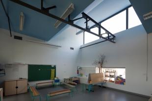 Classe Petits - Lumière SHED @N.Borel