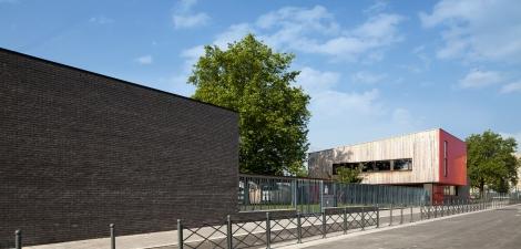 Ecole Maternelle - La Bruyère @N.Borel