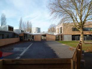 MPL Chantier - Cour Maternelle