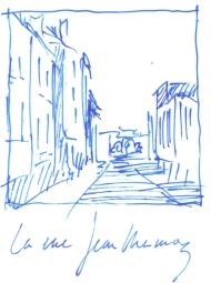 la rue jean mermoz