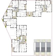 STB- plan etage courant 75