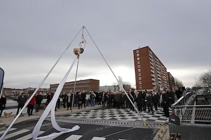 Inauguration pontrougemaubeuge-21122013 - D lampla
