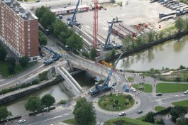 Pont Rouge Maubeuge 1